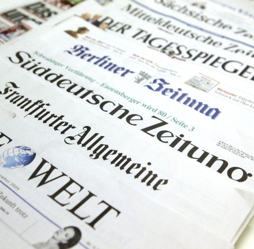 Duitse kranten