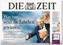 Duitse kranten Die Zeit
