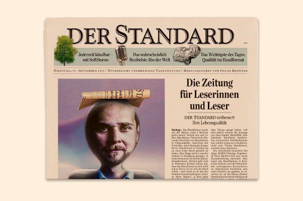 Oostenrijkse kranten Der Standard