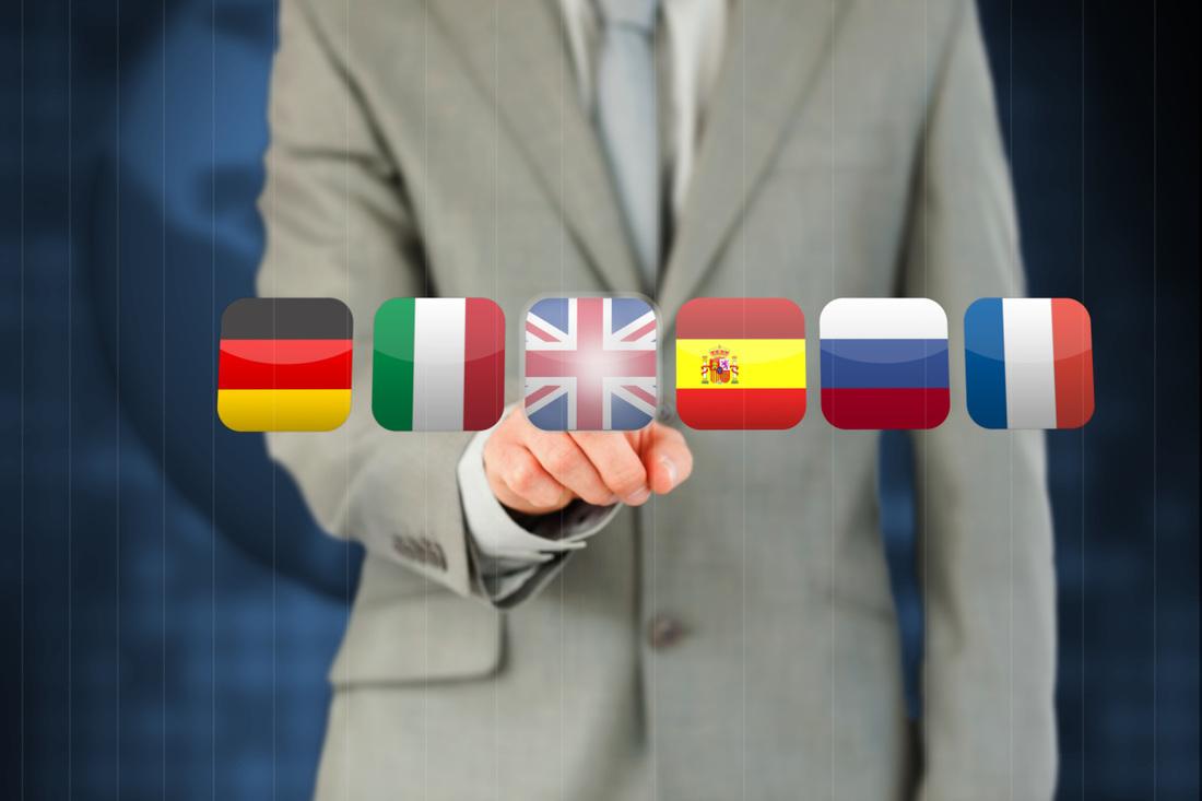website naar het Duits vertalen
