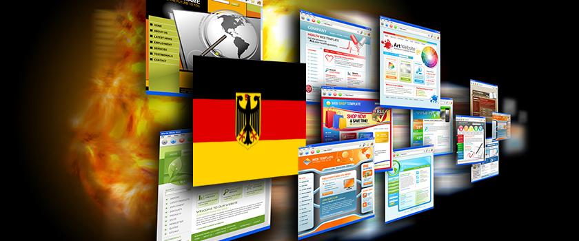 website Nederlands naar Duits vertalen